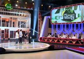 Korean TV Show evolve through time. More shows are being televised internationally.