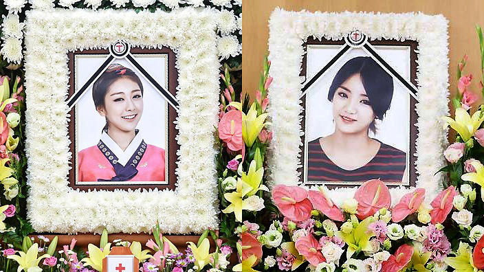 May Ladies' Code members 'Go EunBi' & 'Kwon Rise' rest in peace. Their unexpected passing comes as a reminder that life is too short and safety should be considered above all else.