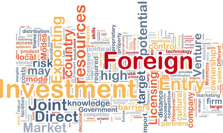 foreign investments Not every investment follows america's lead, and a few foreign investments can make sense in your portfolio here are three simple ways to add a little geographic diversity to your portfolio: 1.
