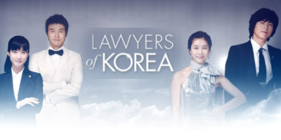 working as a legal expert in Korea
