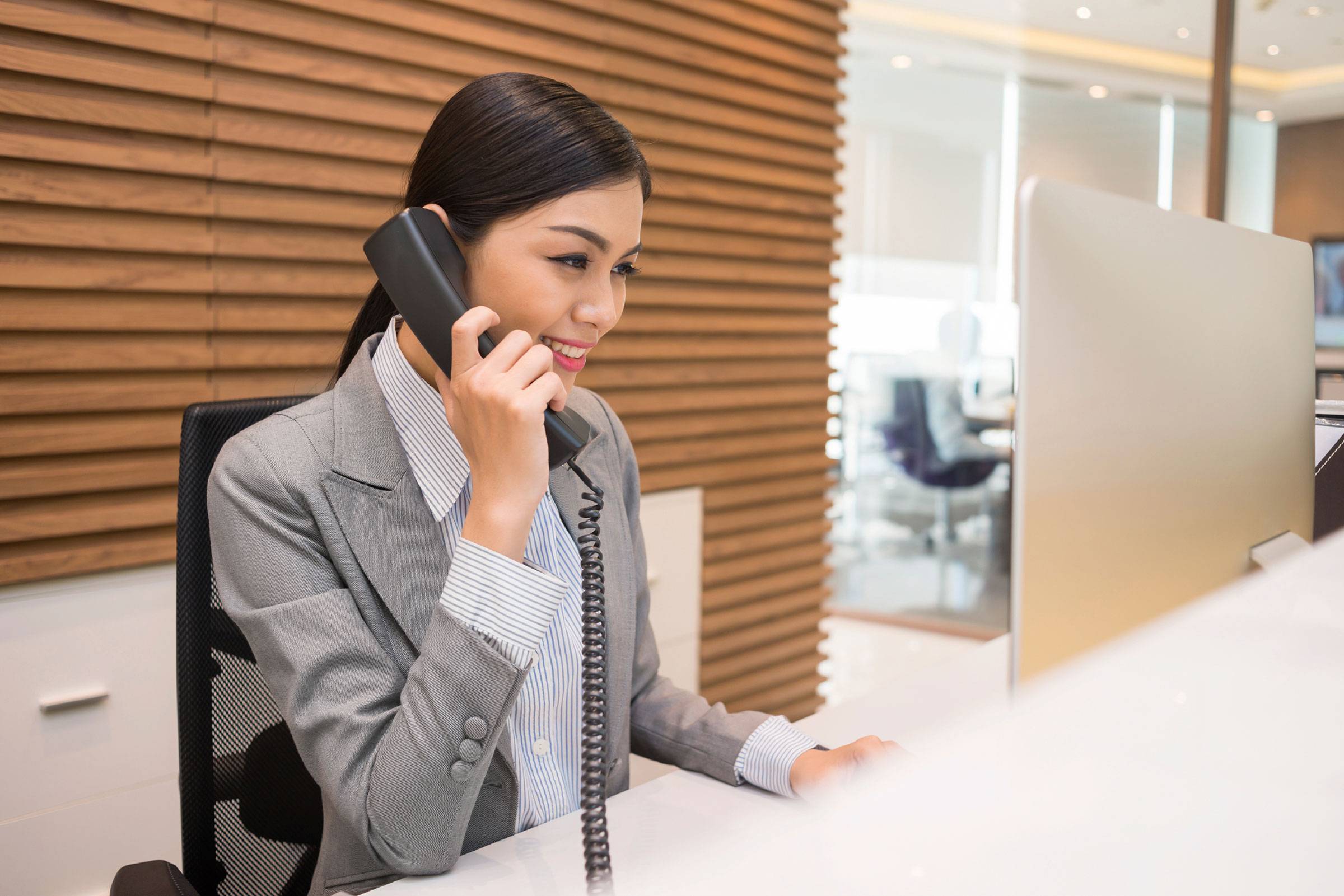 working as a hotel receptionist in korea hiexpat korea