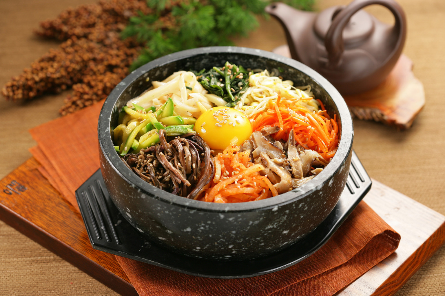 Food how to eat healthy while in korea hiexpat korea for Cuisine healthy