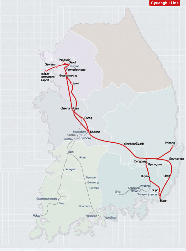 KTX - All You Need To Know About The Korean Train eXpress